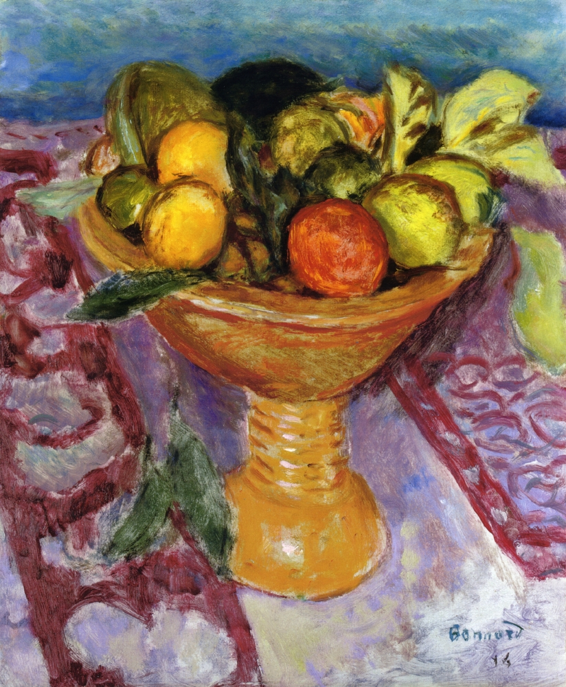 Famous Bowl Of Fruit Paintings