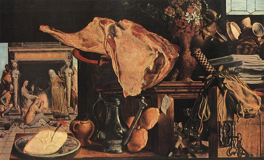 Still-Life, 1552