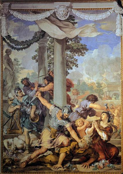 The Age of Iron, 1637 - 1641 - Pietro da Cortona