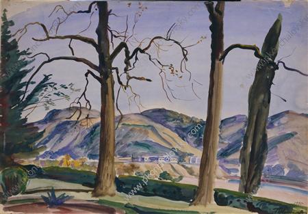 Kutaisi. Rionges., 1935