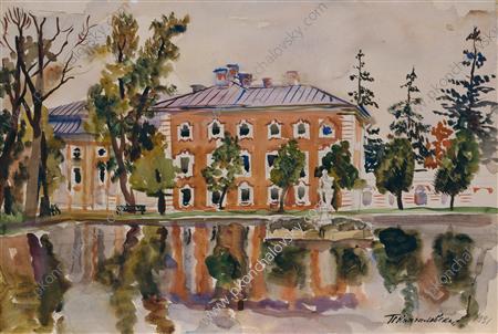 Peterhof Palace, 1931