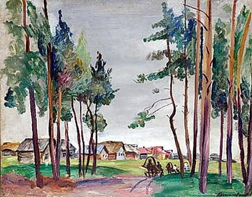 Rural Landscape, 1931
