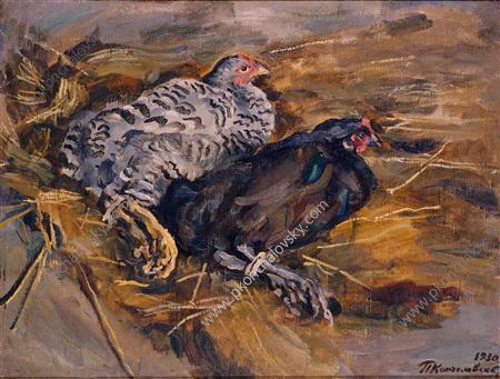 Still Life. Hens., 1930