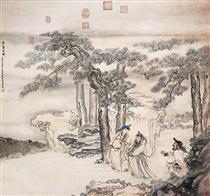 帝胄股肱 - Qian Xuan