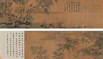 柳汀灵禽 - Qian Xuan