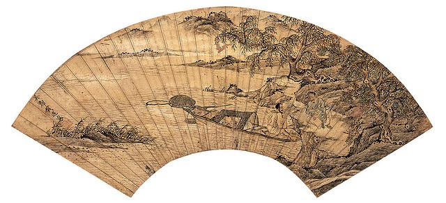 渔父图 - Qian Xuan