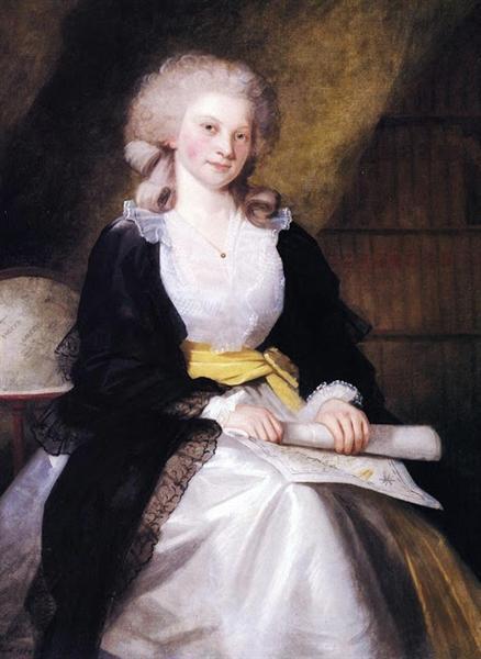 Ann Whiteside - Ralph Earl