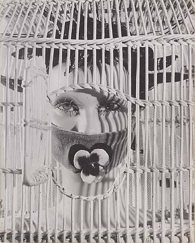 Tête du Mannequin d'Andre Masson, 1937 - Raoul Ubac
