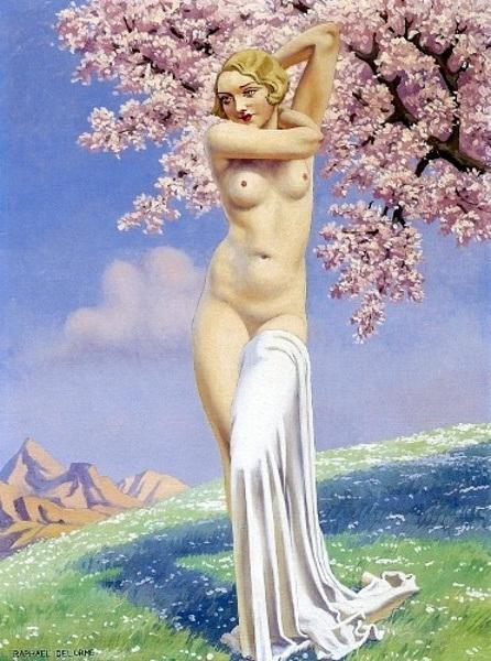 Nude - Delorme Raphael
