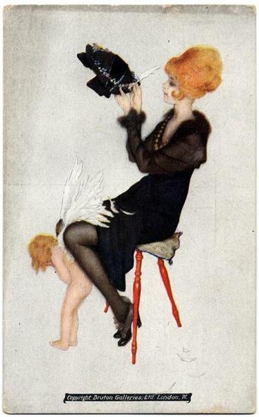 Unknown, 1916 - Raphael Kirchner