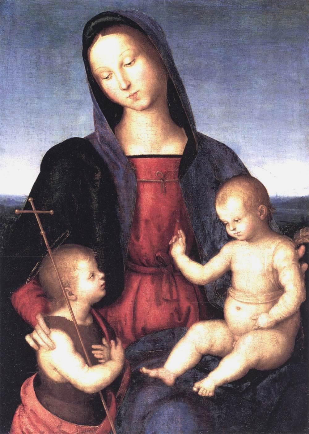 Diotalevi Madonna, 1503