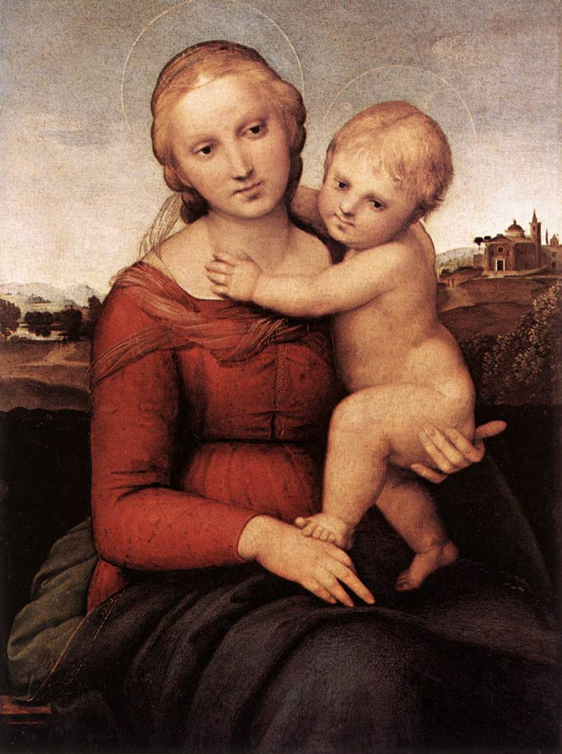 Madonna and Child, 1504-1505