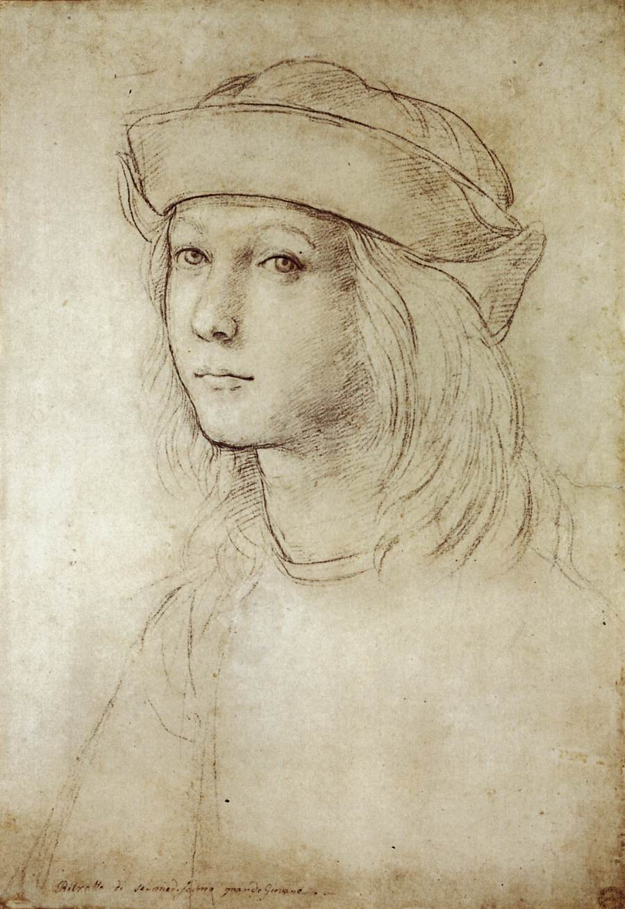 Self Portrait, 1499