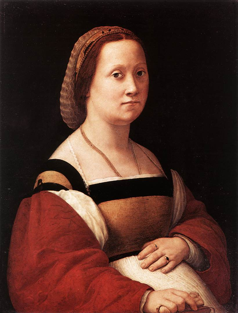 The Pregnant Woman, La Donna Gravida, 1505-1507
