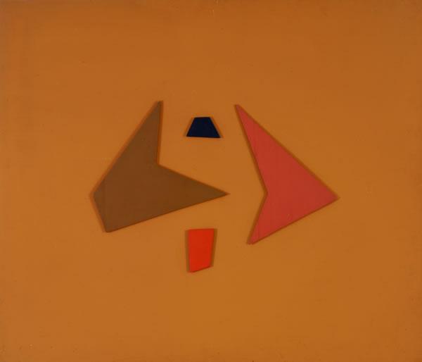 Estructura 956, 1984 - Raul Lozza