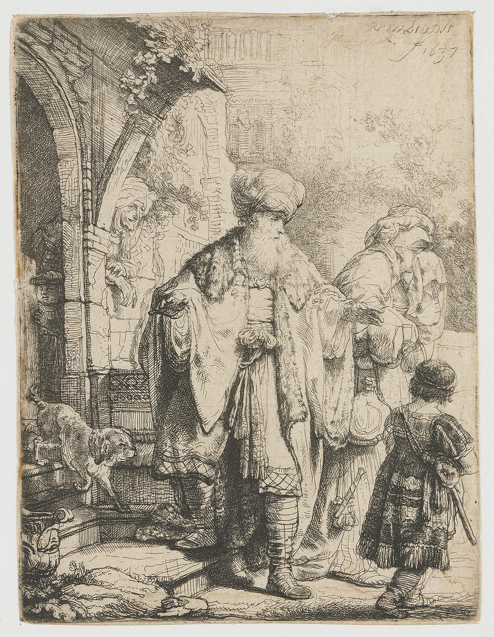 the life and artworks of rembrandt Danae, 1643 by rembrandt this artwork is in public domain in its country of origin and other countries and areas where the copyright term is the author's life.