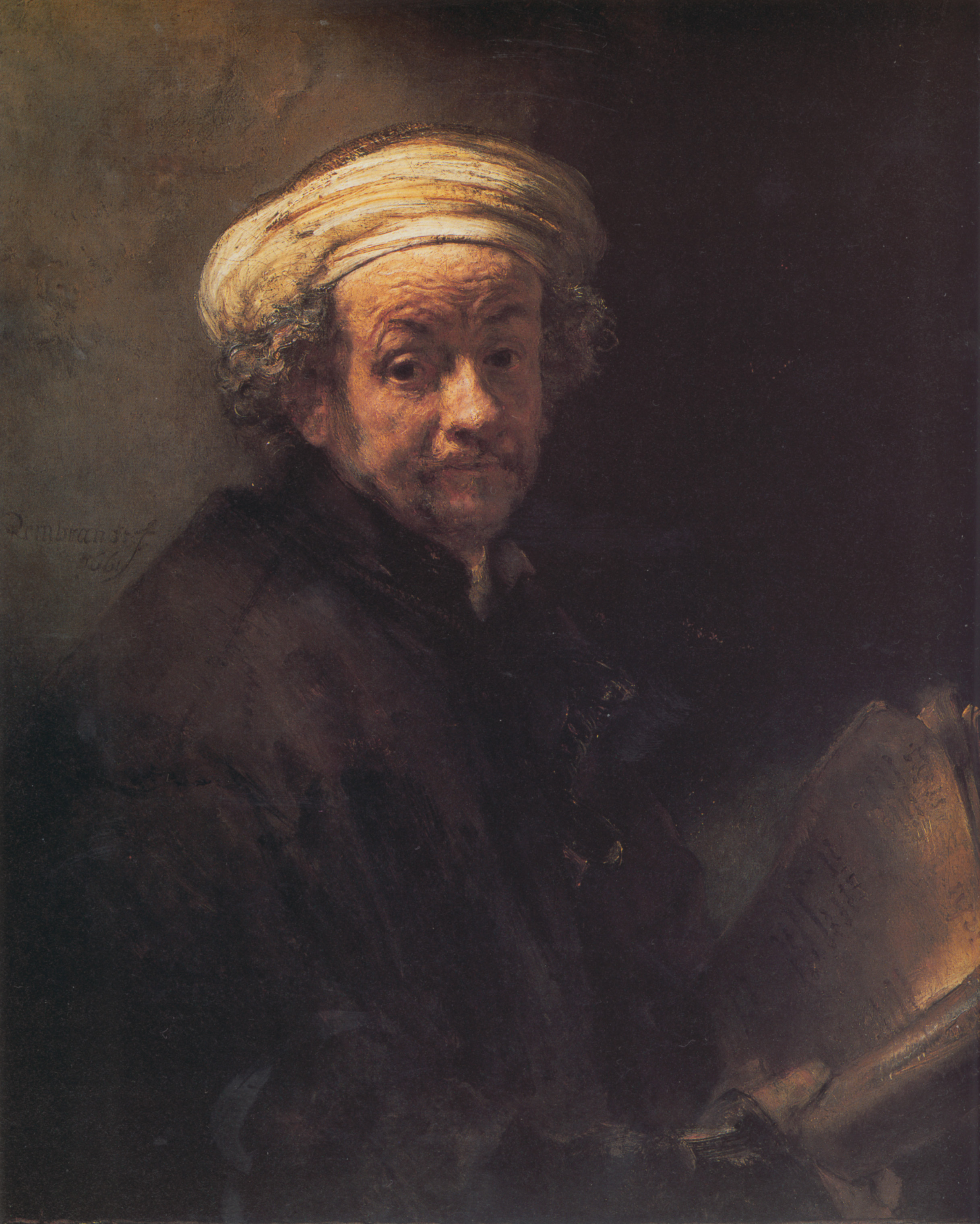 Baroque Painting Style Used By Rembrandt