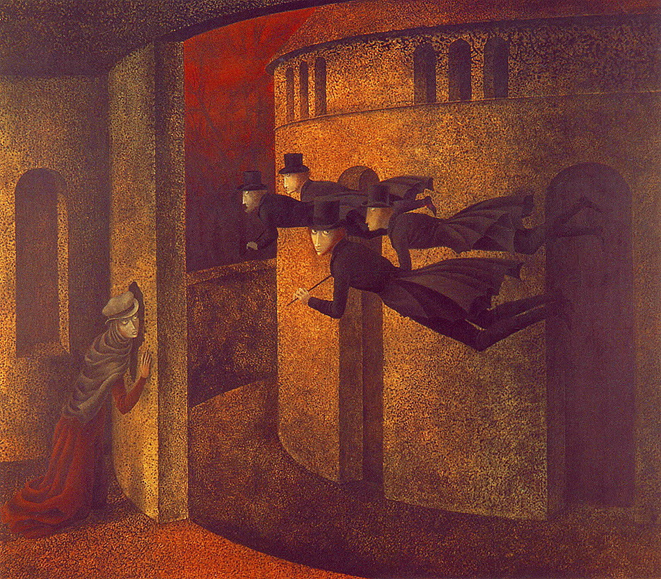 Remedios Varo. Pintura surrealista