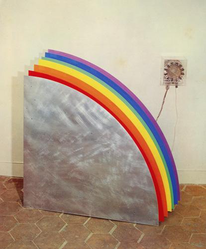Arc-en-Ciel, 1971 - Рене Бертоло