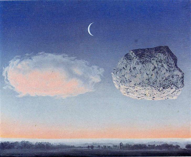 The Battle of the Argonne, 1959 - René Magritte