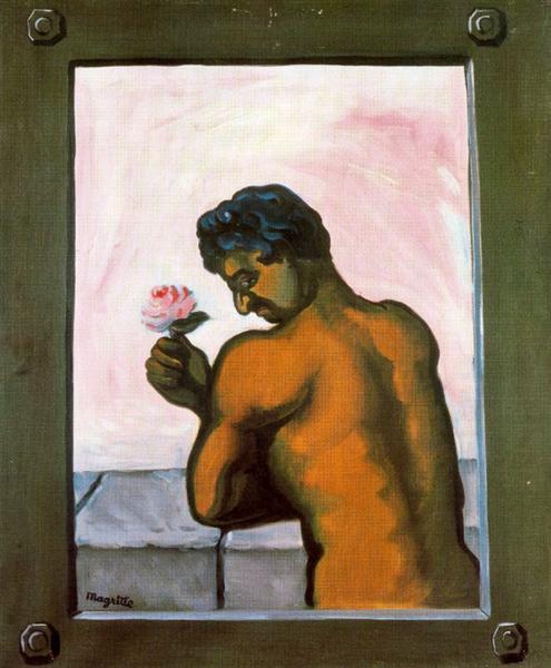 The psychologist, 1948 - Rene Magritte