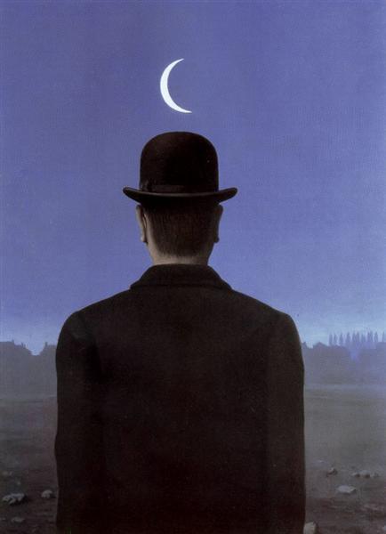 The schoolmaster, 1954 - René Magritte