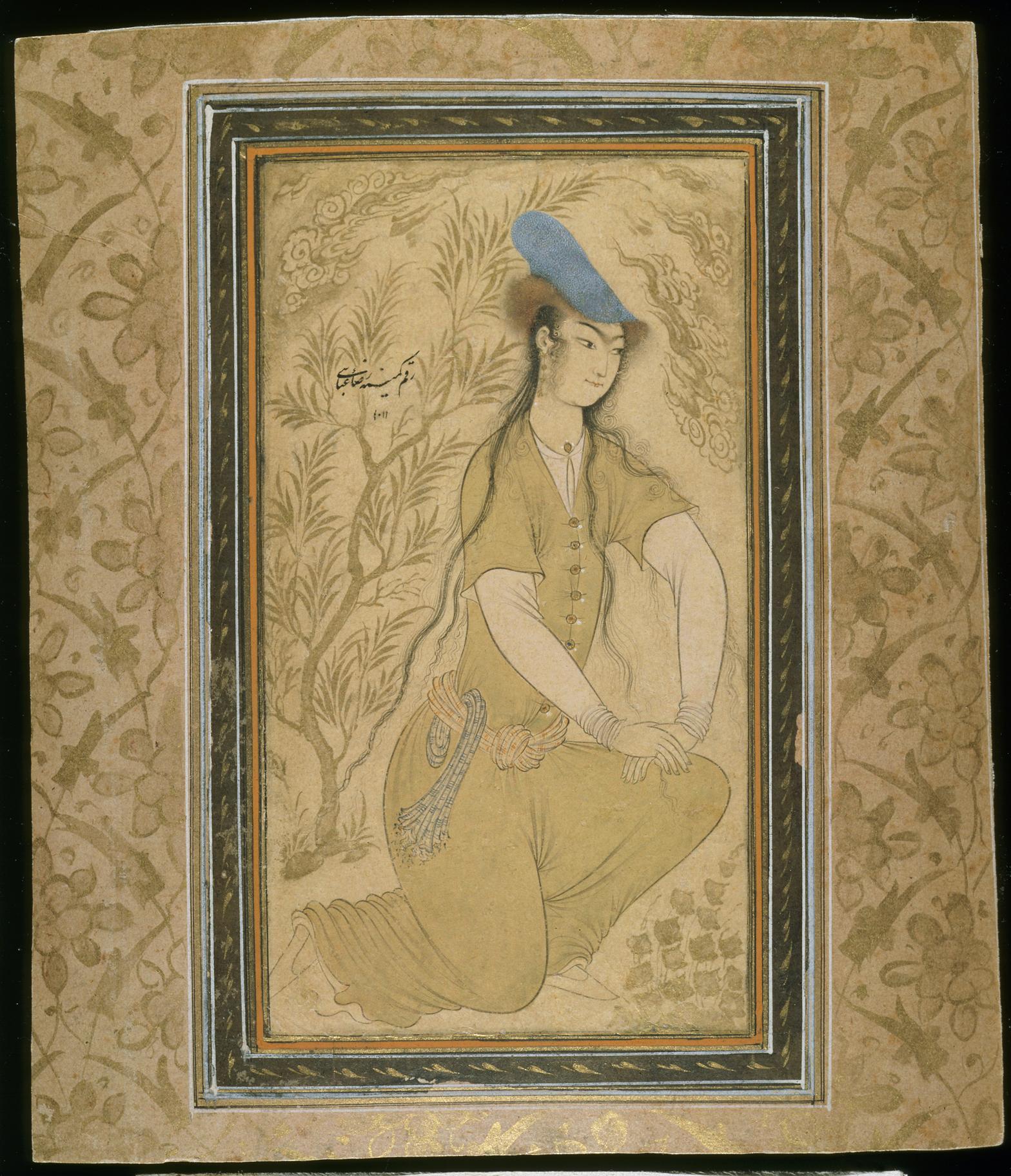 Girl, 1600