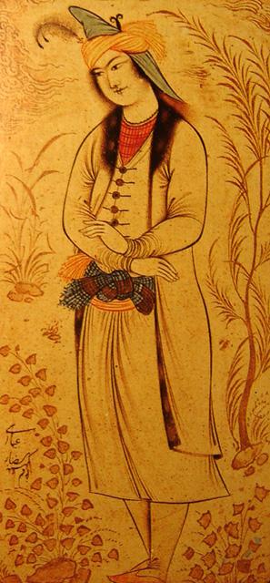 Prince Muhammad-Beik of Georgia, 1620