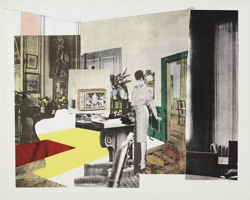 Interior - Richard Hamilton