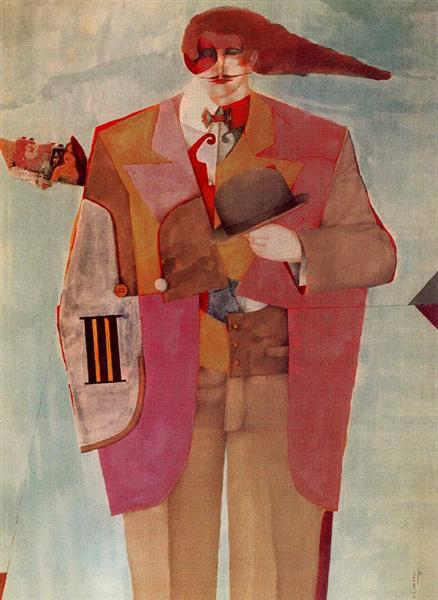 A Letter from New York - Richard Lindner
