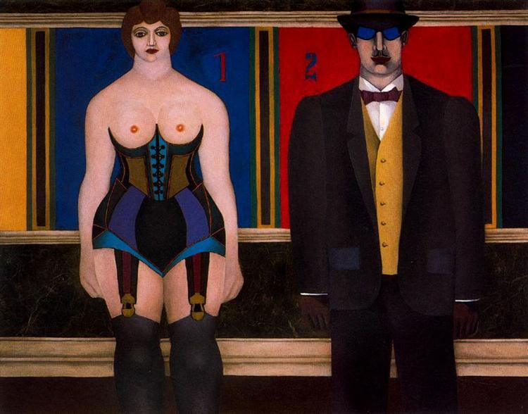 I-II - Richard Lindner