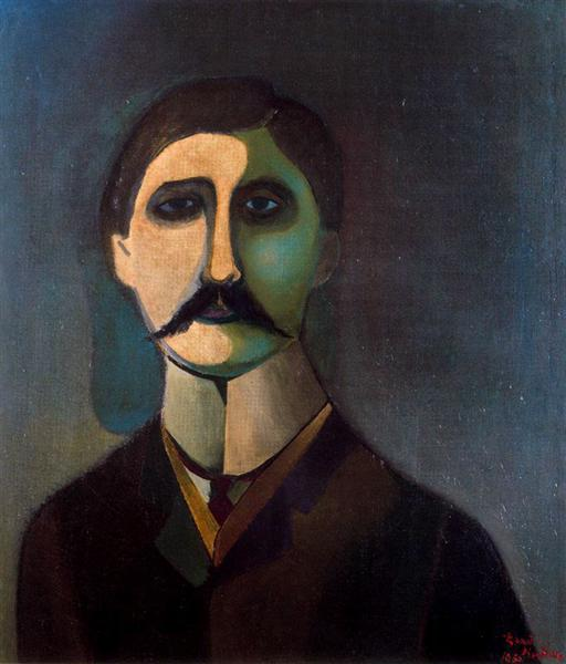 Marcel Proust - Richard Lindner