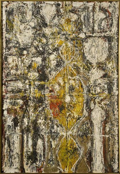 Cascella II, 1952 - Річард Пузетт-Дарт