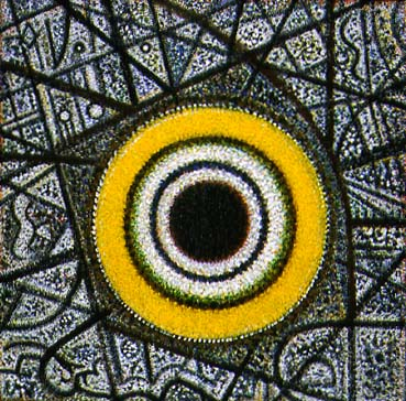 Now a Turning Orb - Richard Pousette-Dart