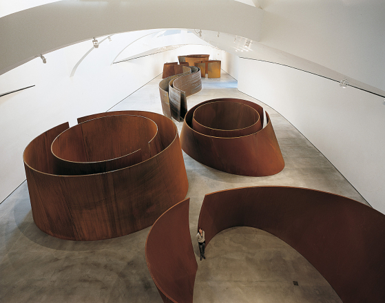 Torqued Ellipses Richard Serra Torqued Ellipses Richard