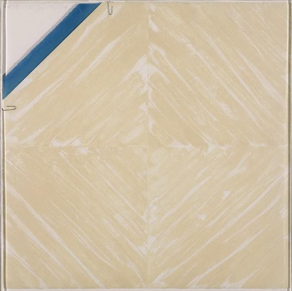 Print 1 From Paper Clip Suite, 1974 - Ричард Смит