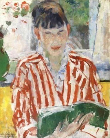 Reading woman, 1913 - Rik Wouters