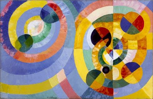 Circular Forms, 1930 - Робер Делоне