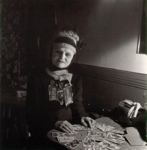 The Fortune Teller, 1951 - Robert Doisneau
