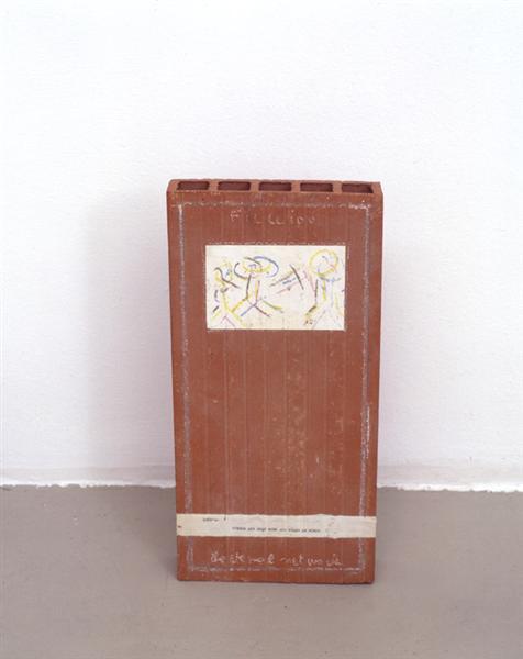 Filliou, the eternal network, 1983 - Robert Filliou