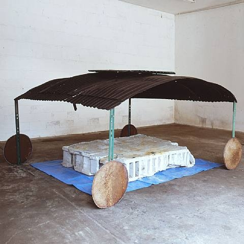 Untitled, 1987 - Роберт Гросвенор
