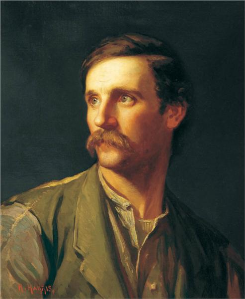 A Man of No Account, 1881 - Robert Harris