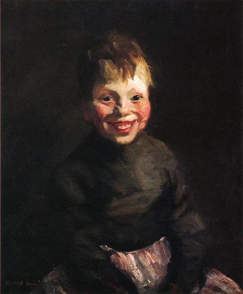 Fisherman's Daughter, 1910 - Robert Henri