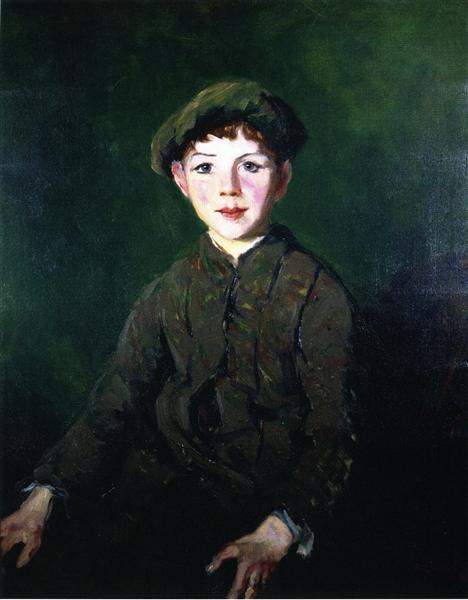 Irish Lad, 1913 - Robert Henri