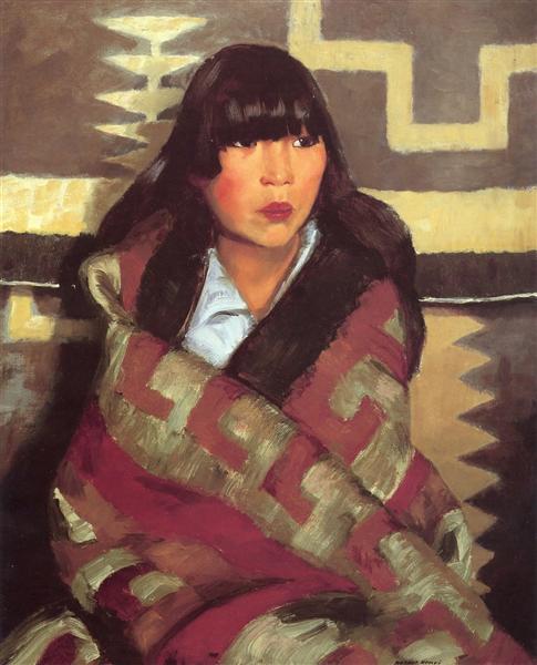 Julianita, 1917 - Robert Henri