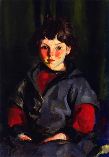 Untitled (also known as Alanna), 1928 - Robert Henri