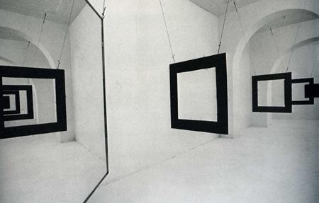 Untitled (Walk Around), 1975 - Robert Morris