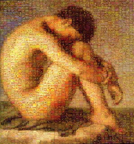 Young male nude - Robert Silvers