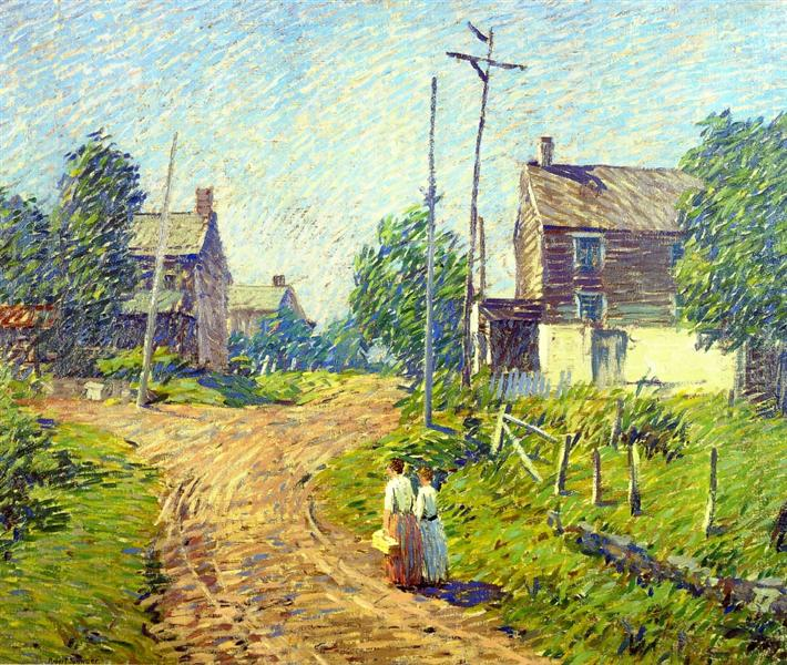 Crossroad - Robert Spencer