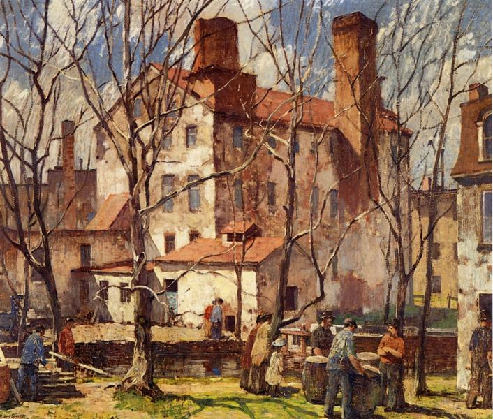 Mills - Robert Spencer